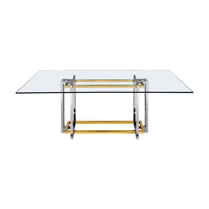 Lievo Elin Rectangular Dining Table Modern Dining Room Modern