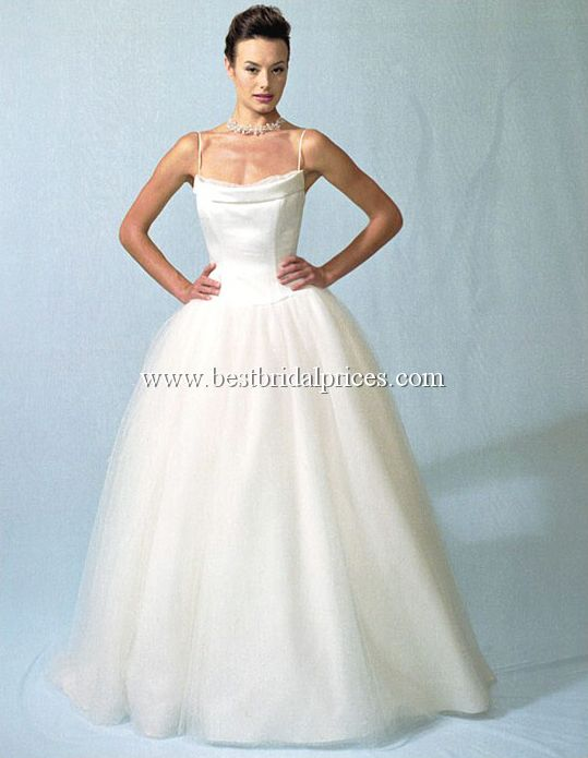 Casablanca Wedding Dresses - Style 1638. Gorgeous simple ballet ...