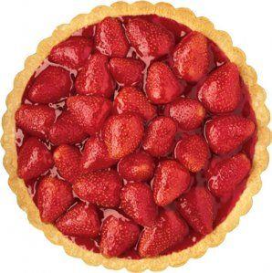 Strawberry Pie Hidangan Penutup Makanan Enak Resep Makanan Penutup