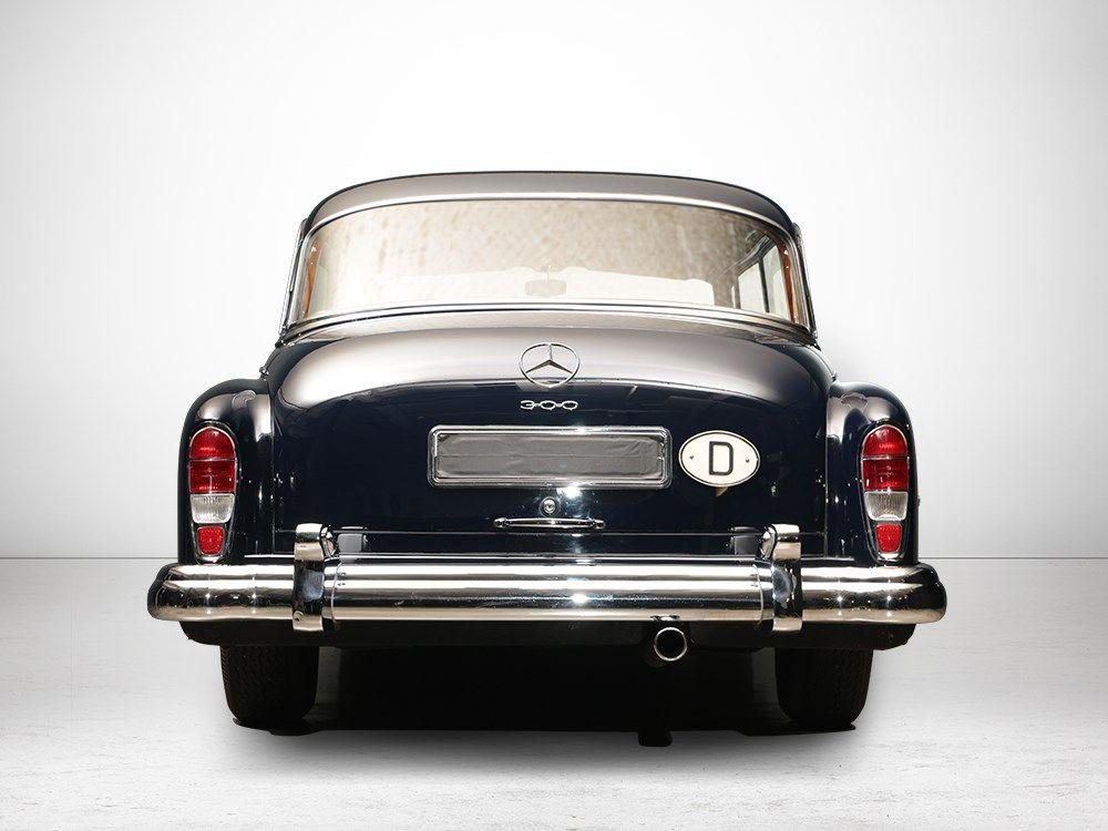 15 1960 mercedes benz 300d adenauer w189 auctionata  1960 mercedes benz 300d fuel filter #10