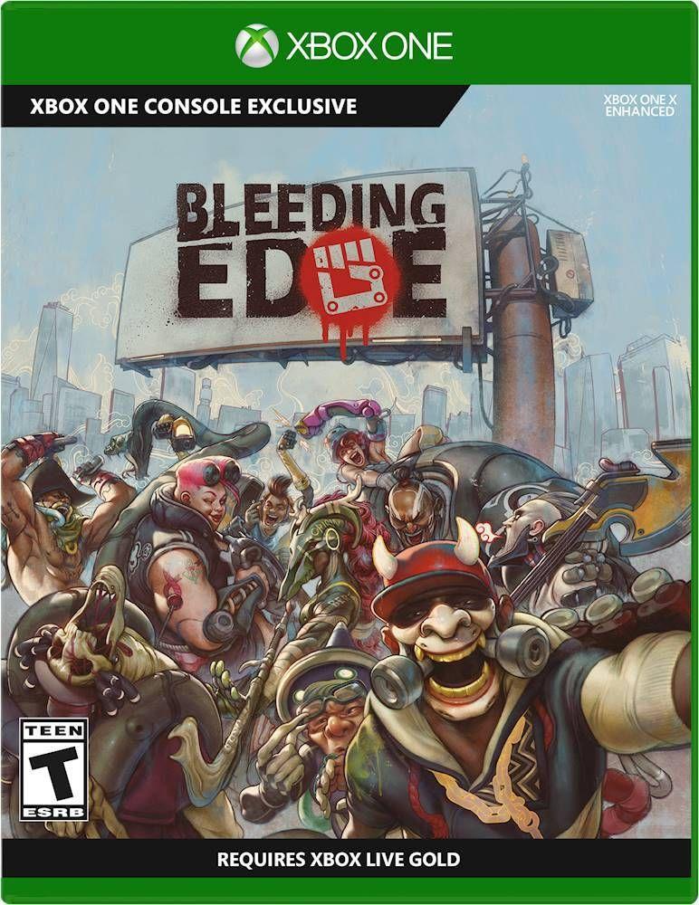 Bleeding Edge Standard Edition Xbox One Pun 00001 Best Buy In 2021 Xbox One Xbox One Games Xbox One Console