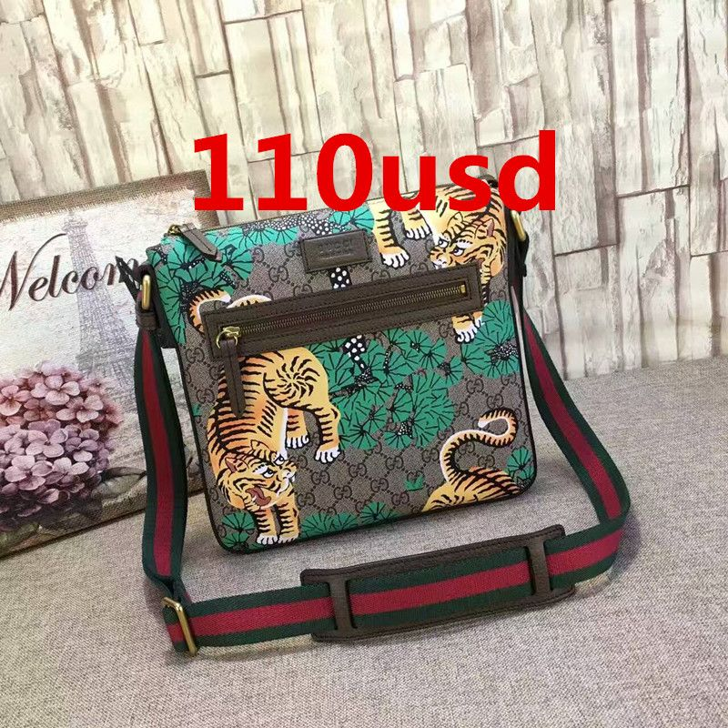 68b41c6a94d7 GG Tian GG Supreme messenger shoulder bag 406408 size:29x28x3cm 0390G3  whatsapp:+8615503787453