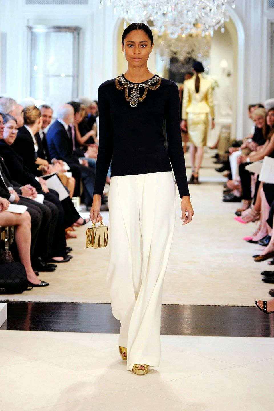 2015 Ralph Lauren Resort Fashion Show Collection