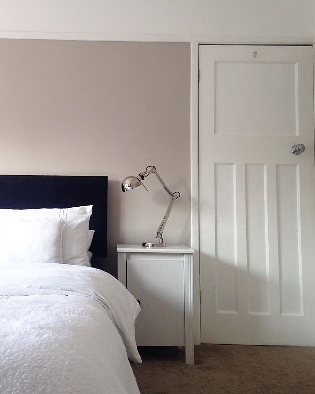 Bedroom Athletics Katy Bedroom Paint Ideas With White Furniture Bedroom Apartment Decorating Ideas Bedroom Ideas Quotes: Bedroom Finished! All Painted By Me Using @farrowandball