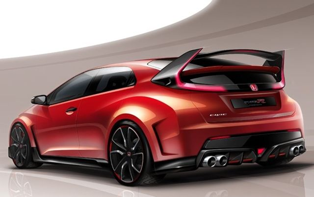 Honda Civic Typer R 2015
