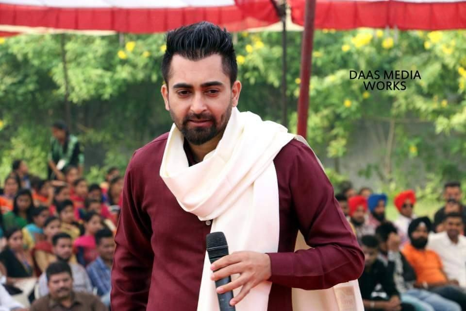 Sharry Mann Biography Wiki Height Weight Age Wife Real Name