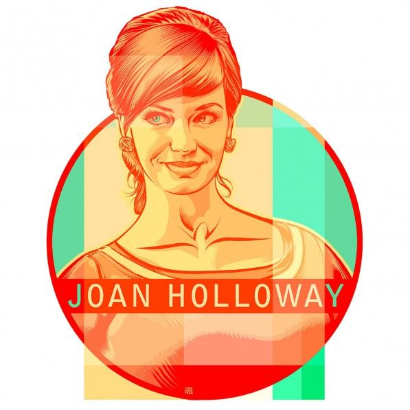 Shasteen: Joan Holloway