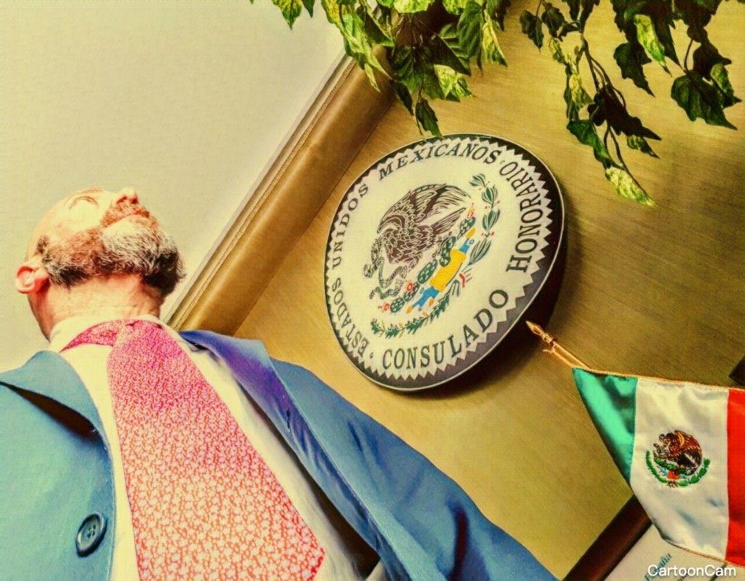 Consulado Honorario de México en Aragón  #zaragoza #españa