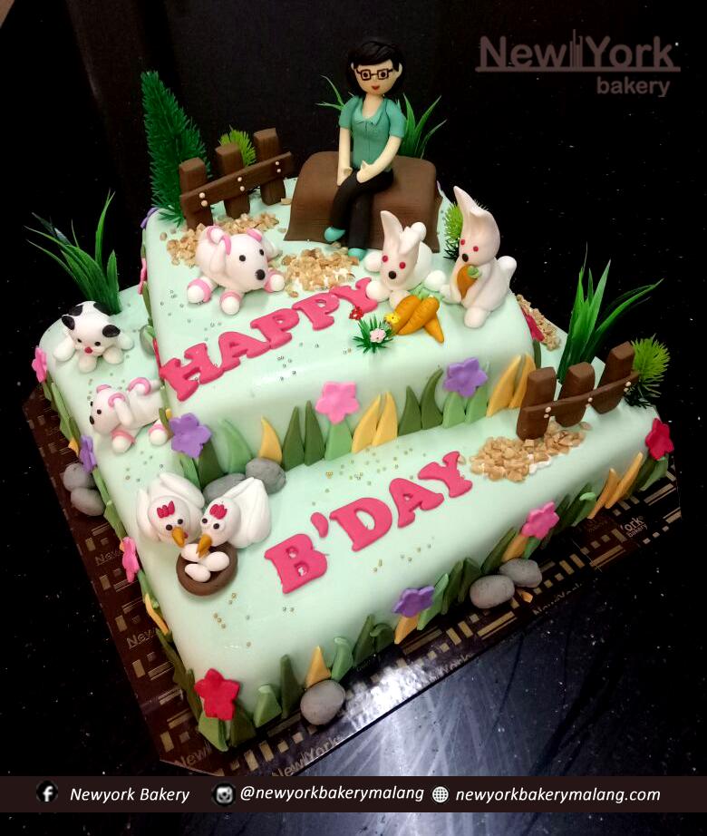 Kue Tart Frozen Malang, Kue Ulang Tahun Malang, Kue Ulang