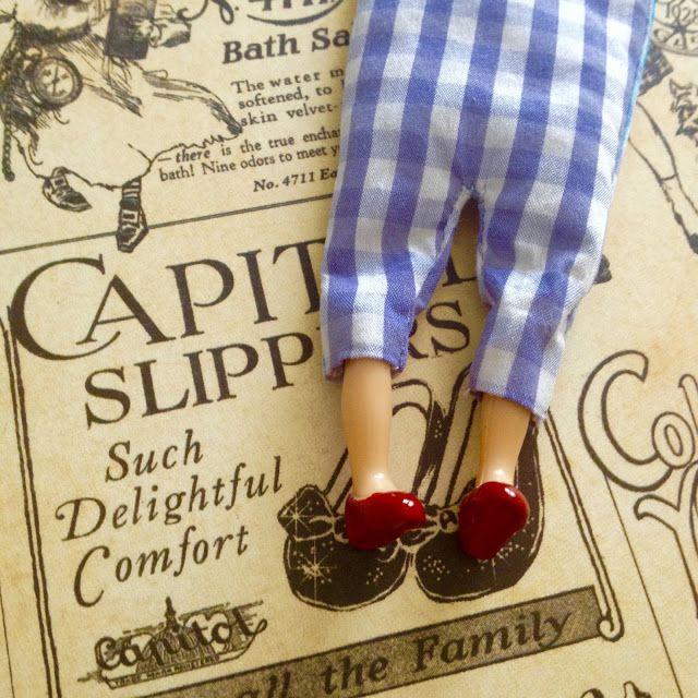 Marcapaginas de Dorothy