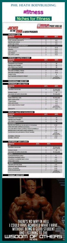 Phil heath bodybuilding #fitness #niches #seo #keywords #health. phil heath body... - #Body #bodybui...