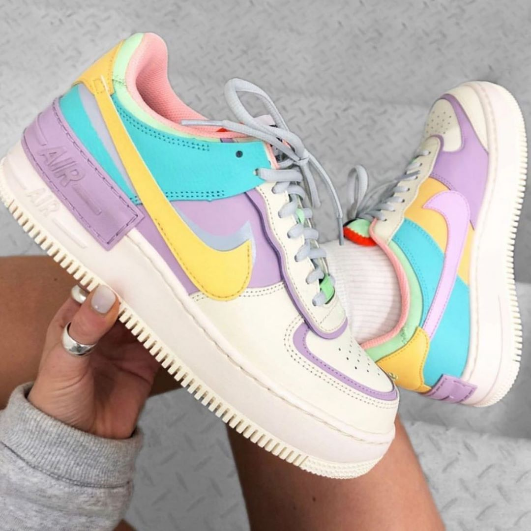 Nike Air Force One Colors for only € 59.95, do you like them ...
