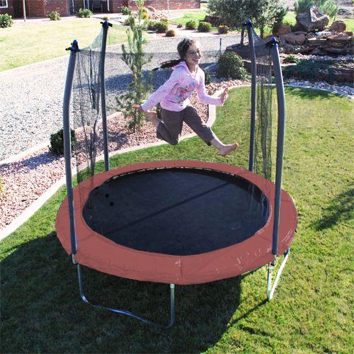 Skywalker 8 ft Round Trampoline & Enclosure #ZoostoresPIN2WIN