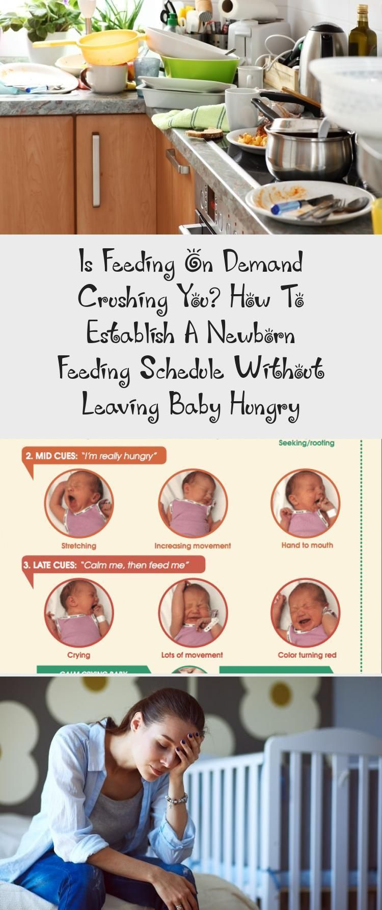 Is Feeding On Demand crushing you? How to establish a neonatal feeding program without leaving the b...