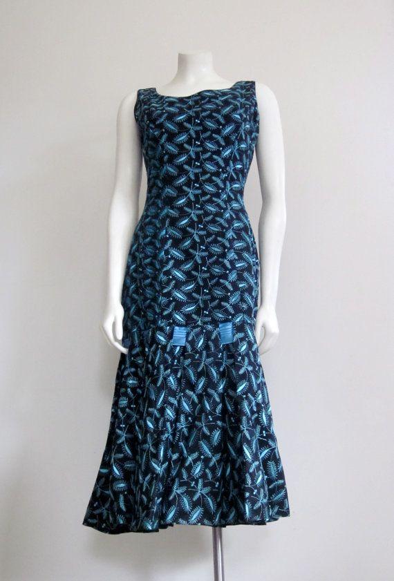 Emma Domb Emma Domb Dress 50s Dress By