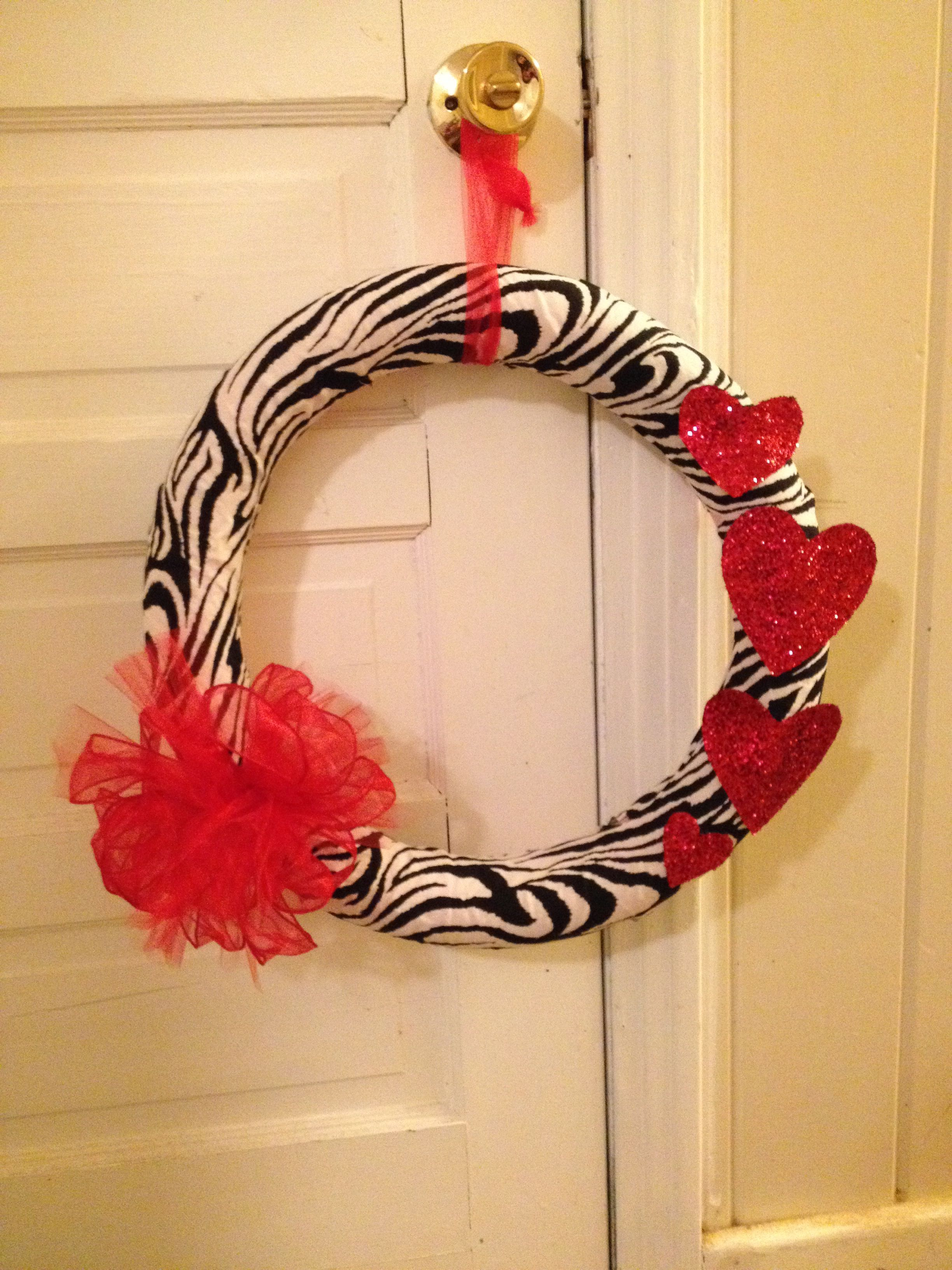 Our first attempt at the pool noodle wreath! #poolnoodlewreath Our first attempt at the pool noodle wreath! #poolnoodlewreath