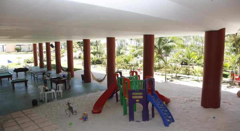 #Resort #Hotel Costa dos Coqueiros has special gameroom for children, For more visit at http://www.hotelurbano.com.br/resort/resort-hotel-costa-dos-coqueiros/2443 and get best deals.