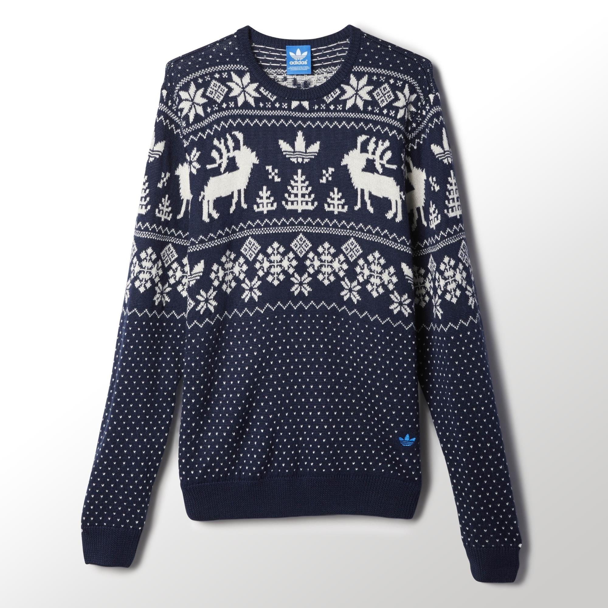 creer Pulido Simplificar  adidas Nordic Sweater | adidas US | Adidas sweater, Nordic sweater, Sweaters