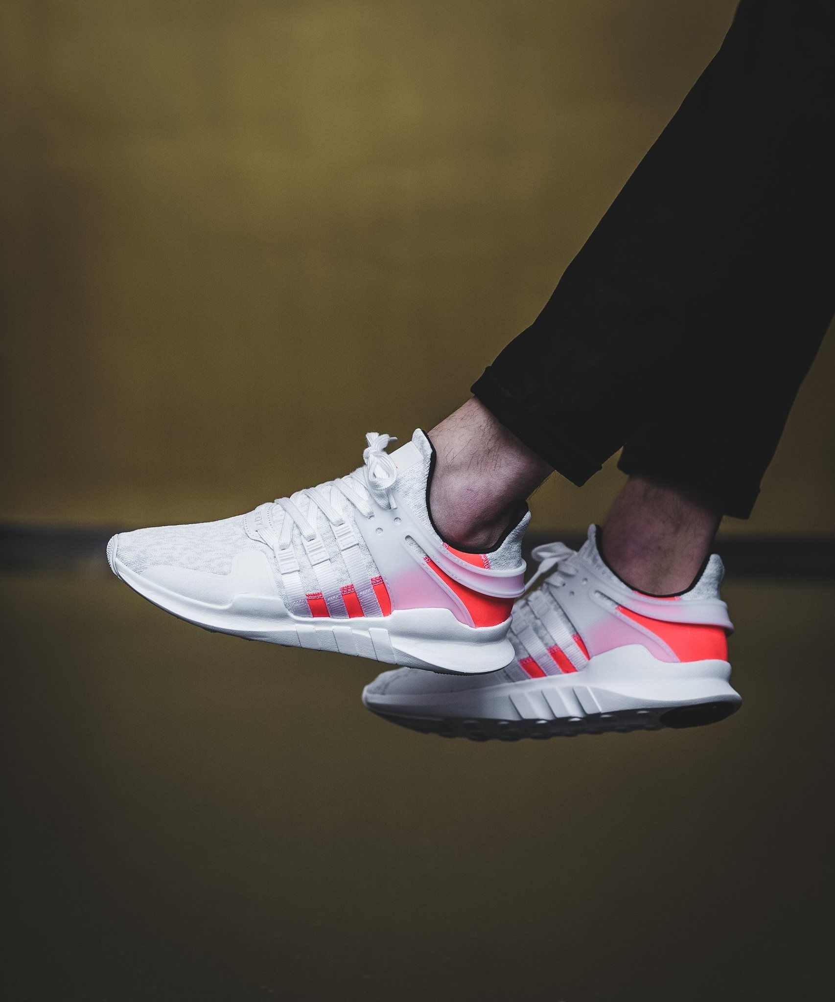 super popular 7c8e4 3c37f adidas Eqt Support ADV Crystal White  Turbo (BB2791) - KICKS-DAILY.COM