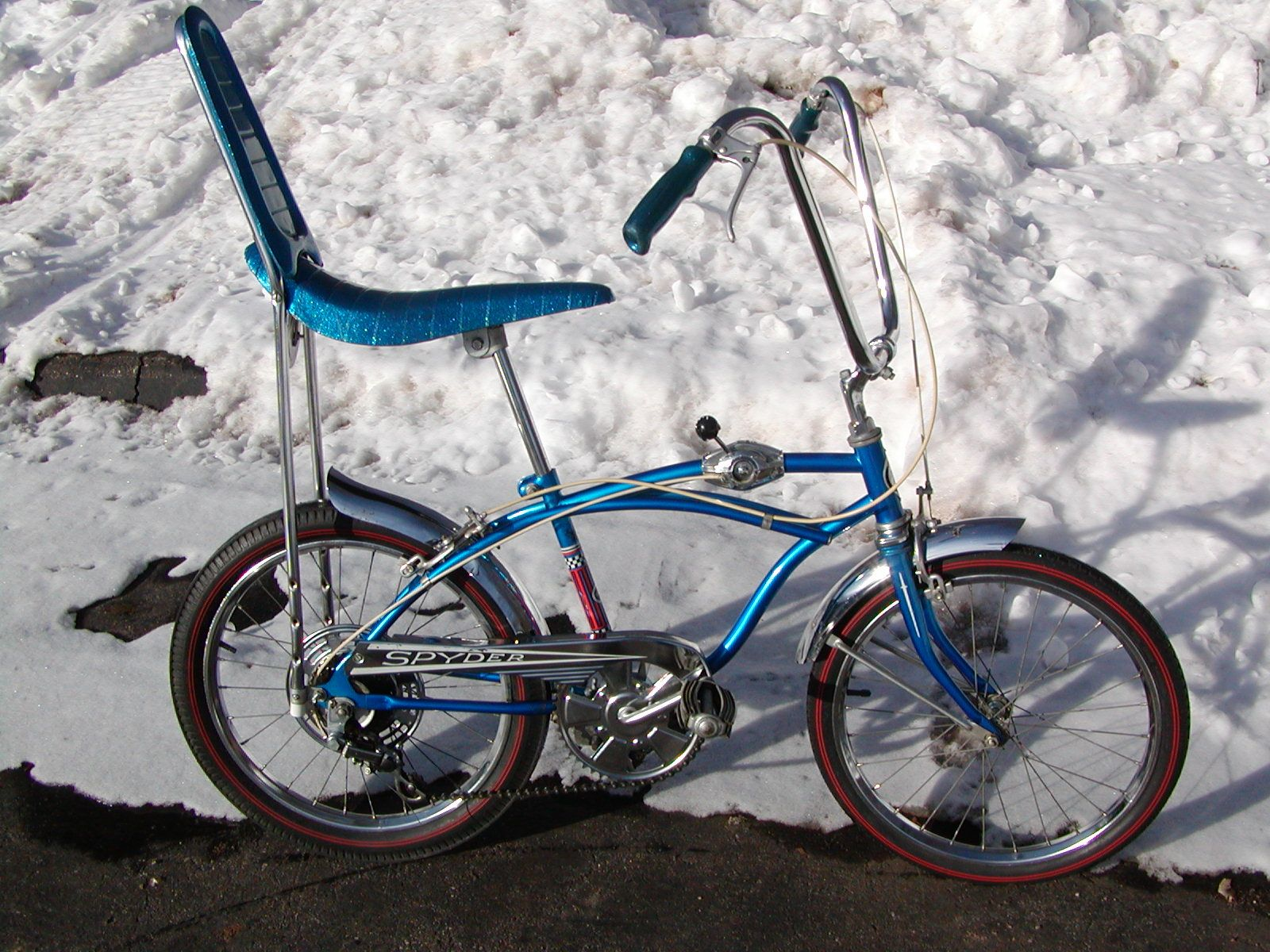 1960 sears bicycle - Sears Spyder 5spd I Got This Identicle Bike When I Was 9 For Christmas