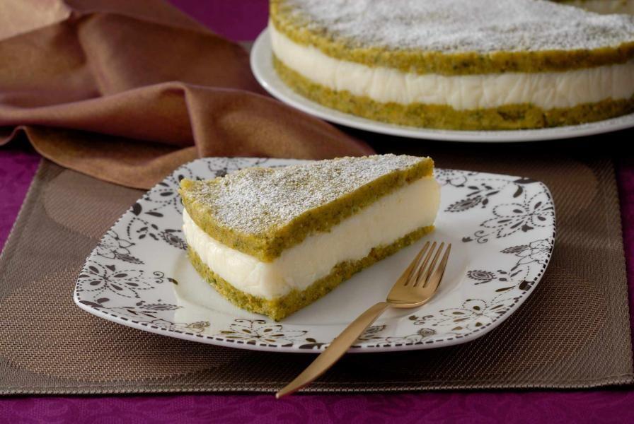 Semolina And Pistachio Cake Recipe Nestle Family Me Recipe Pistachio Cake Recipe Middle Eastern Desserts Pistachio Dessert