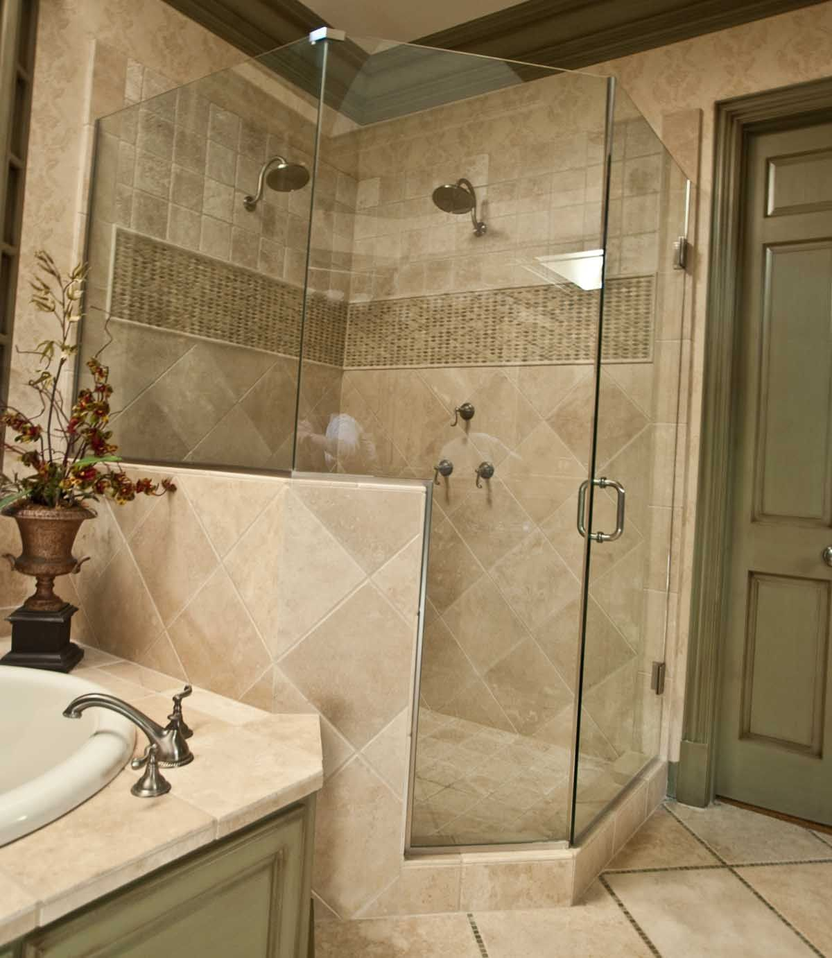 Explore Travertine Shower Shower Tiles and more