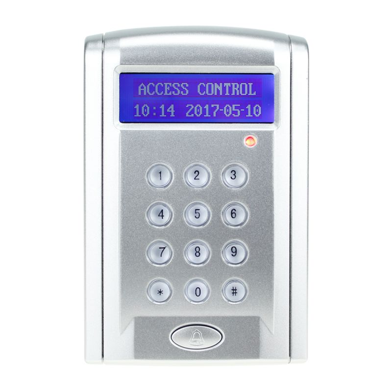 Rfid Attendance Rs485 Keypad 2500 Users Single Door Entry Access
