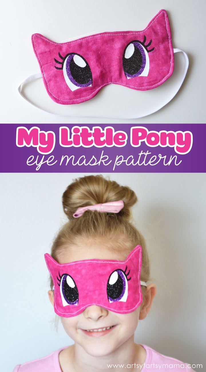 diy my little pony eye mask cricut ideas from bloggers and more rh pinterest com