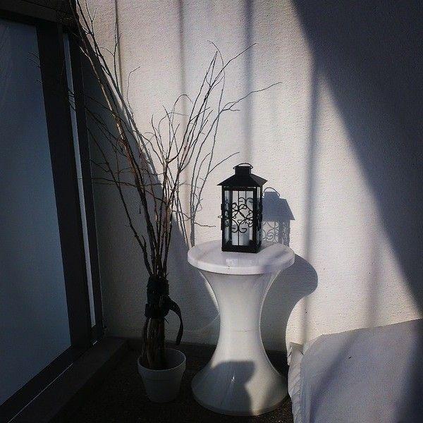 Valkoinen TamTam POP white (http://whiteandfresh.casablogit.fi/)