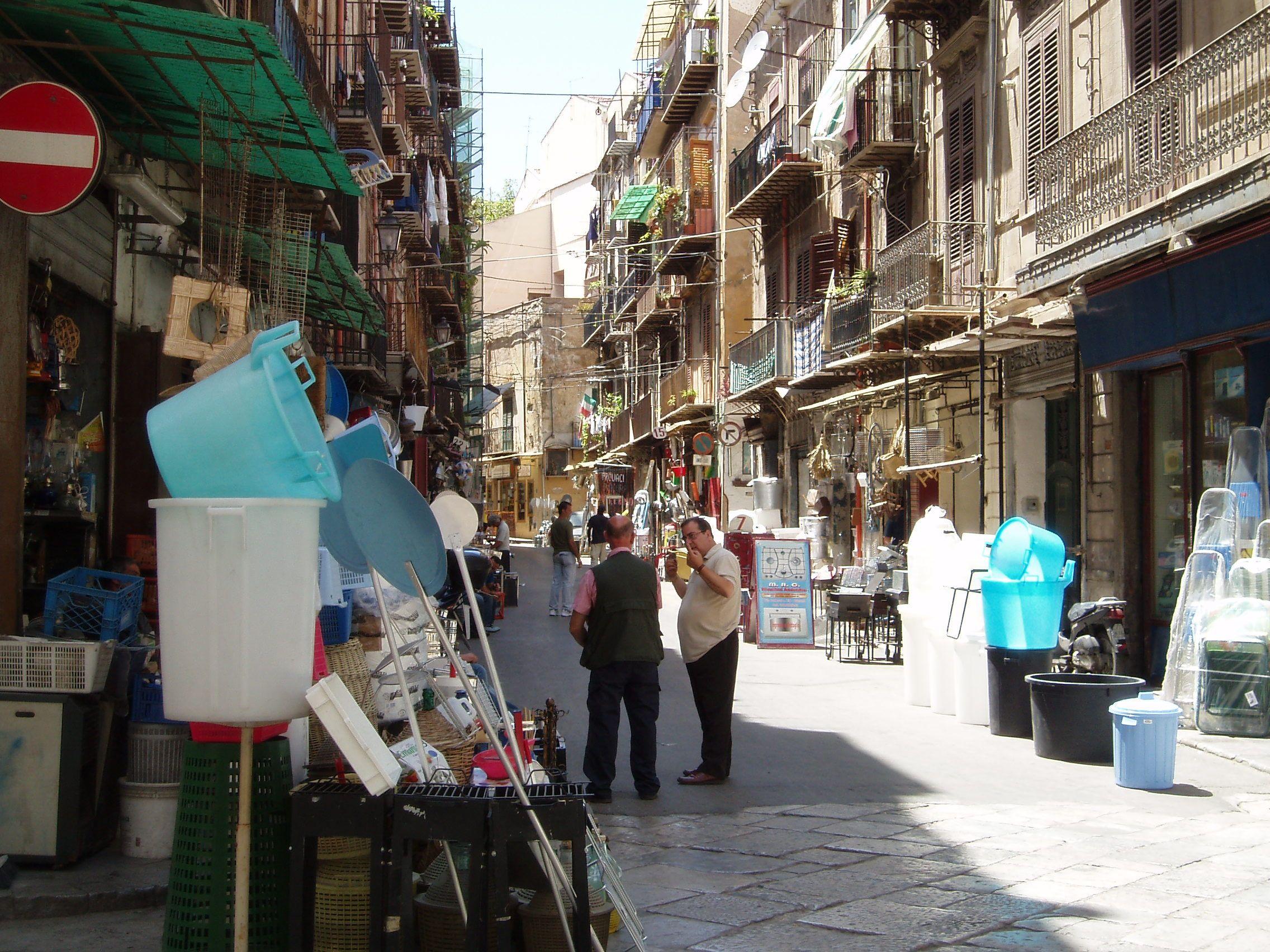 Sicily Palermo u2013 Markets Sicily Palermo