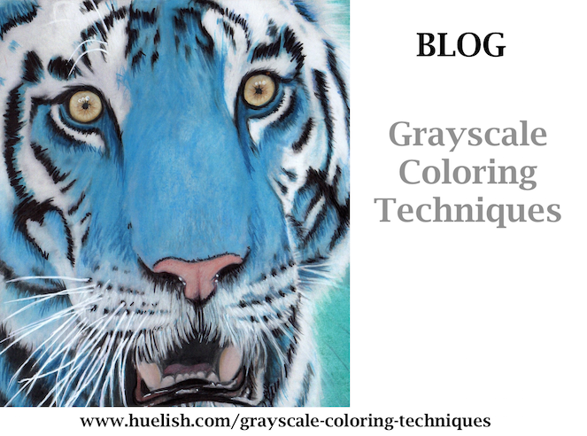 how to color grayscale