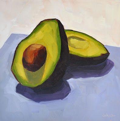 purple fruit is an avocado a fruit