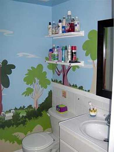 60 Fotos e ideas sobre cómo decorar un cuarto de baño o aseo moderno
