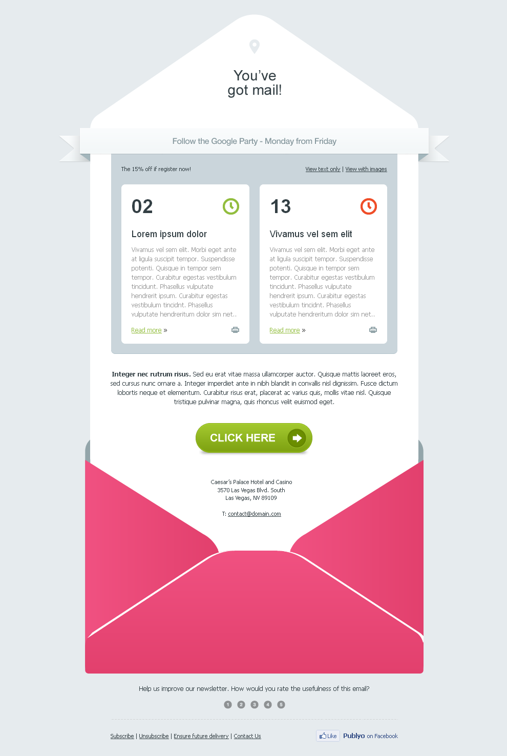17 Best images about Custom Email Template Design on Pinterest ...