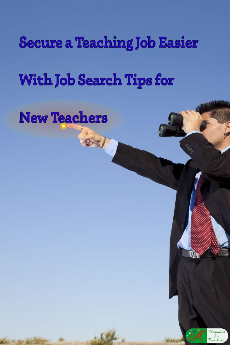 sample letter of interest for adjunct faculty%0A Secure a Teaching Job Easier With Job Search Tips for New Teachers