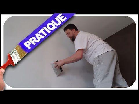 Le Ratissage Comme Un Pro Lisser Lisser Un Mur Mur