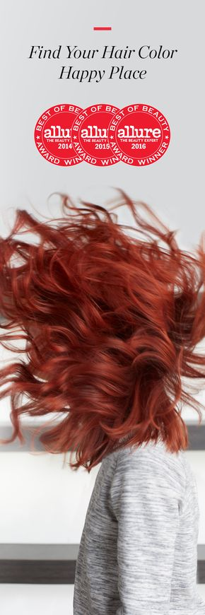 the first and only of its kind our customized hair color is rh pinterest com