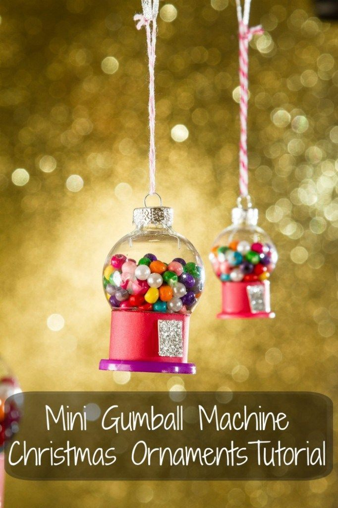 Over 30 Easy and Fun Christmas Ornaments
