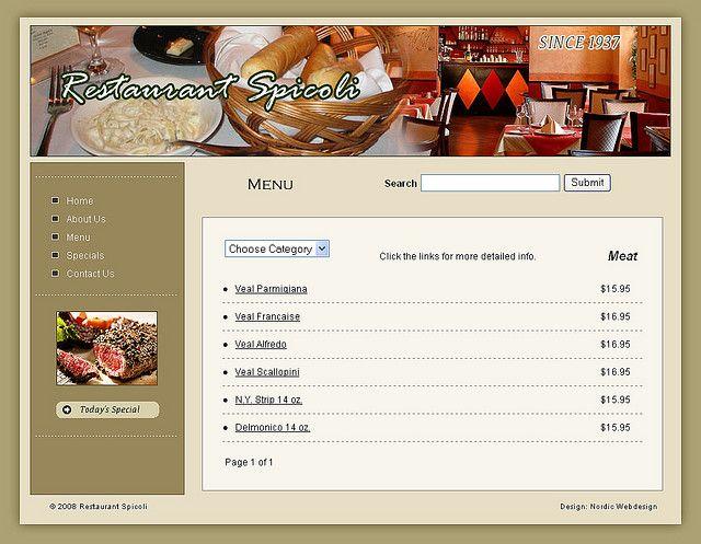 Web Design San Francisco Web Designer San Francisco Web Development San Francisco Web Design Design Restaurant