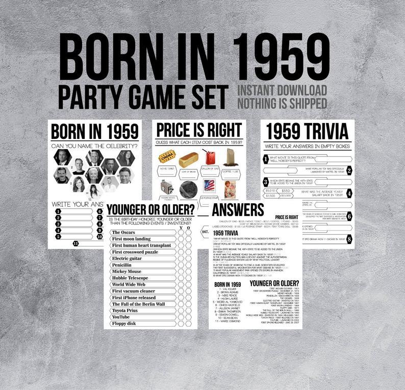 Hier Findet Ihr Lustige Geburtstagsspiele Fur Einen 60 Geburtstag