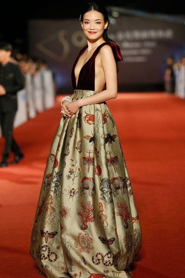A Moxie Fashionista: Great Outfits: Shu Qi