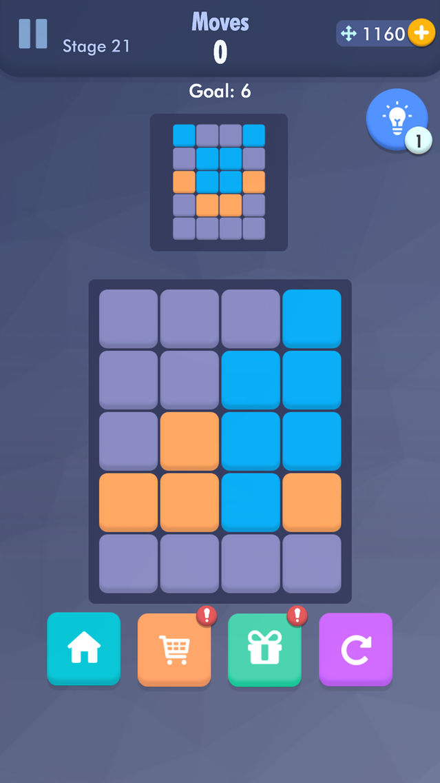 Slide Match Life is a puzzle App for iPhone Free