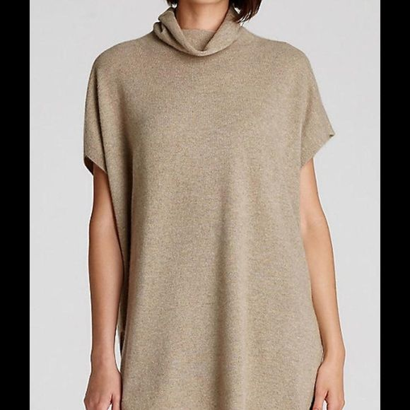 Eileen Fisher Eco Cashmere Turtleneck Tunic NWT | Cashmere ...