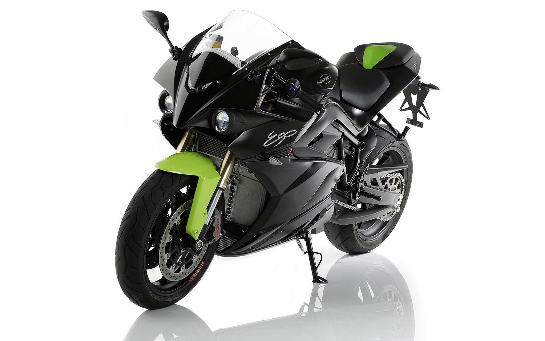 Elektro-Motorrad aus Italien, Energica Ego