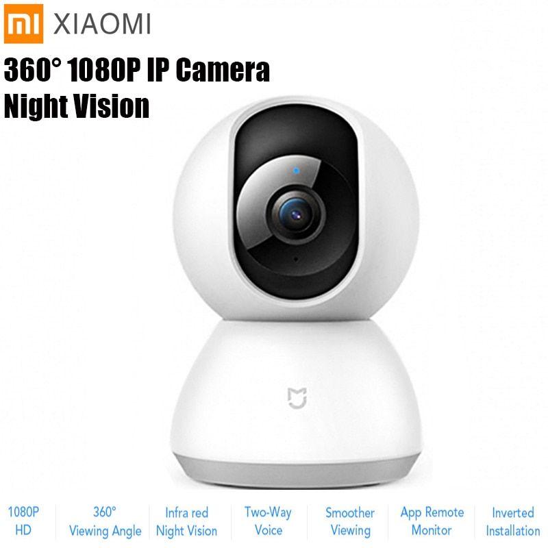 Xiaomi Mijia Smart 360 Degree Camera 1080P Night Vision