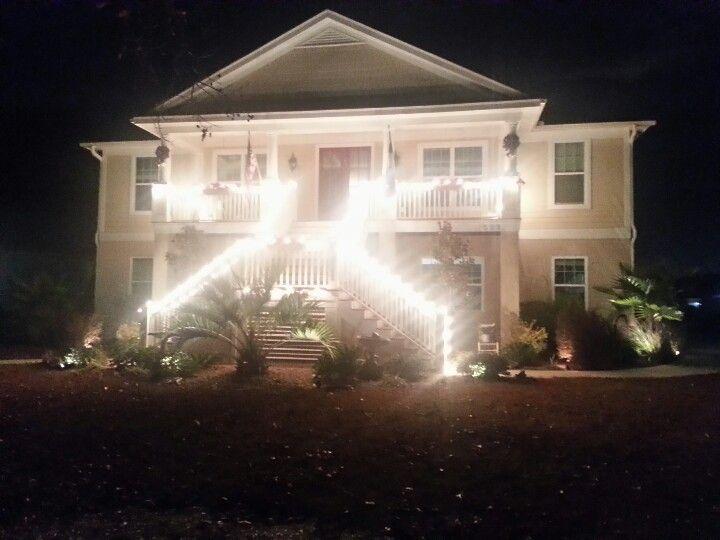 Our Christmas house