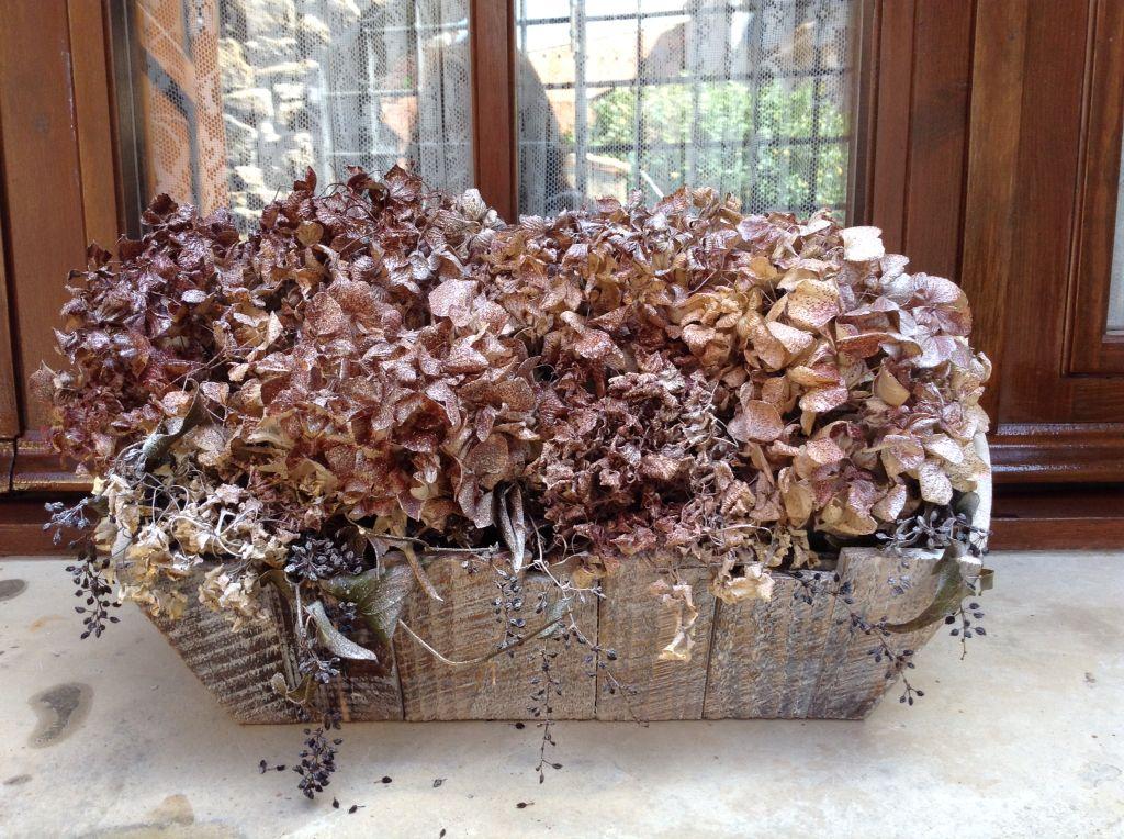 Flores secas Centros de mesa de flores secas Pinterest - flores secas
