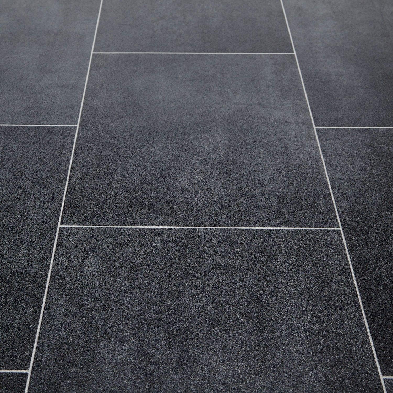 Flair 591 barcelona black stone effect vinyl flooring 1930s flair 591 barcelona black stone effect vinyl flooring dailygadgetfo Choice Image