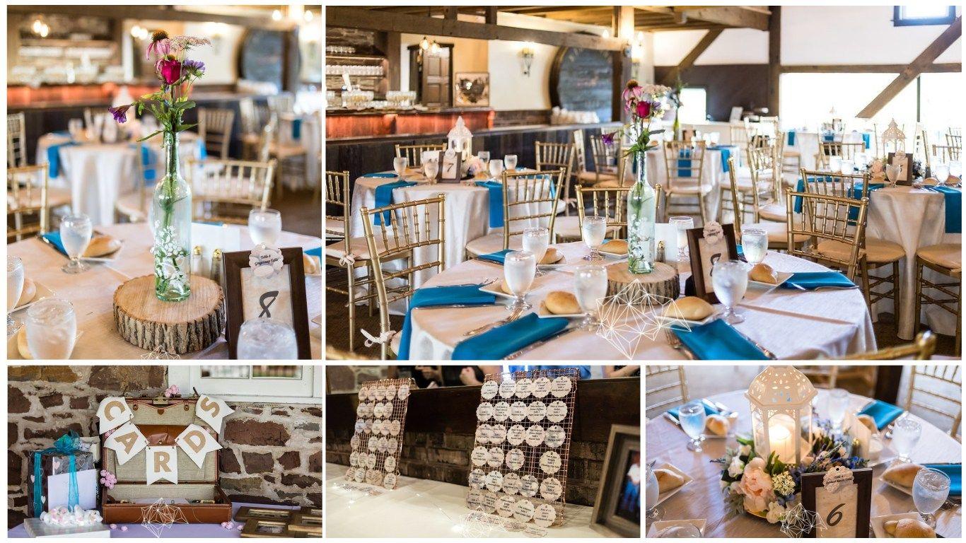 Tonya Matt Catering Design Wedding Catering Wedding Reception Centerpieces