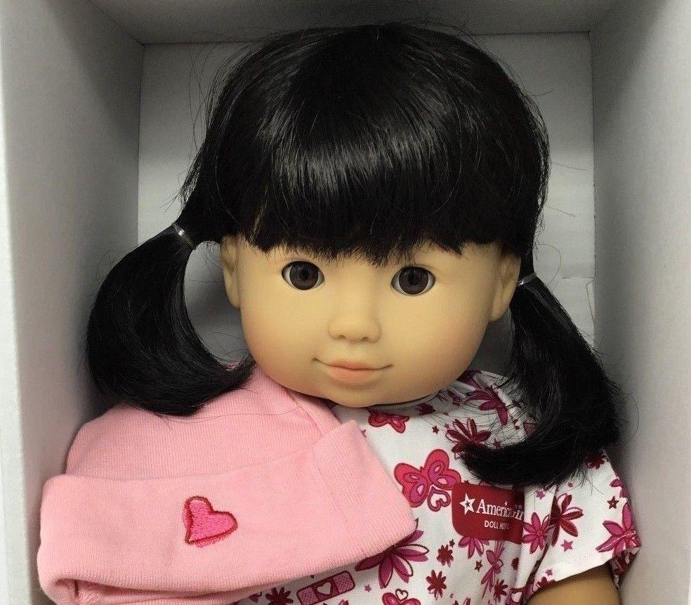 American Girl Bitty Baby Bitty Twins Doll Asian Latina